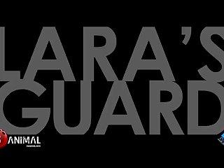 Lara's Guard2