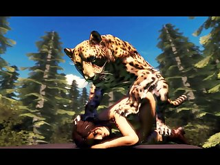 Lara Vs Jaguar 2 Total