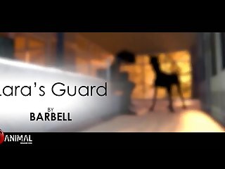 Barbell Lara's Guard