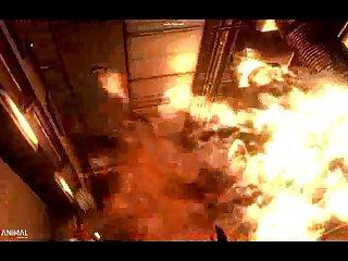 Resident Evil 6 Ada Wong Bare Ryona (rasklapanje)2 Insane Machinima 1