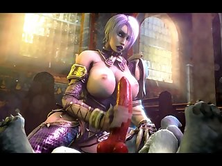 Ivy Valentine Masturbating Off A Grizzly [soul Calibur](the Firebrand)[dog Wolf] (gfycat.com)