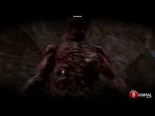Resident Evil 6 Ada Wong Bare Ryona (bloodshot) 2 Nasty Machinima 1