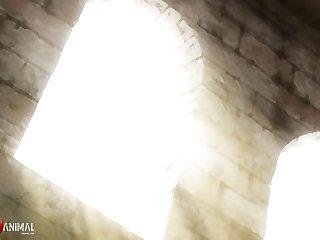 [erobeat] Goddess Knight Catue 01 [x264][9c17281f]