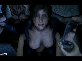 Lara Croft (sex Slave)