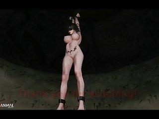 Skyrim Dungeons Kinky Machinima 3