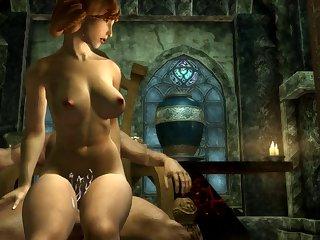 Skyrim Immersive Porno Vignette 2 By Laarel