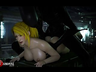Samus And Xenomorph Insatiable Machinima 3