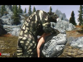 Skyrim Sabre Cat Joy